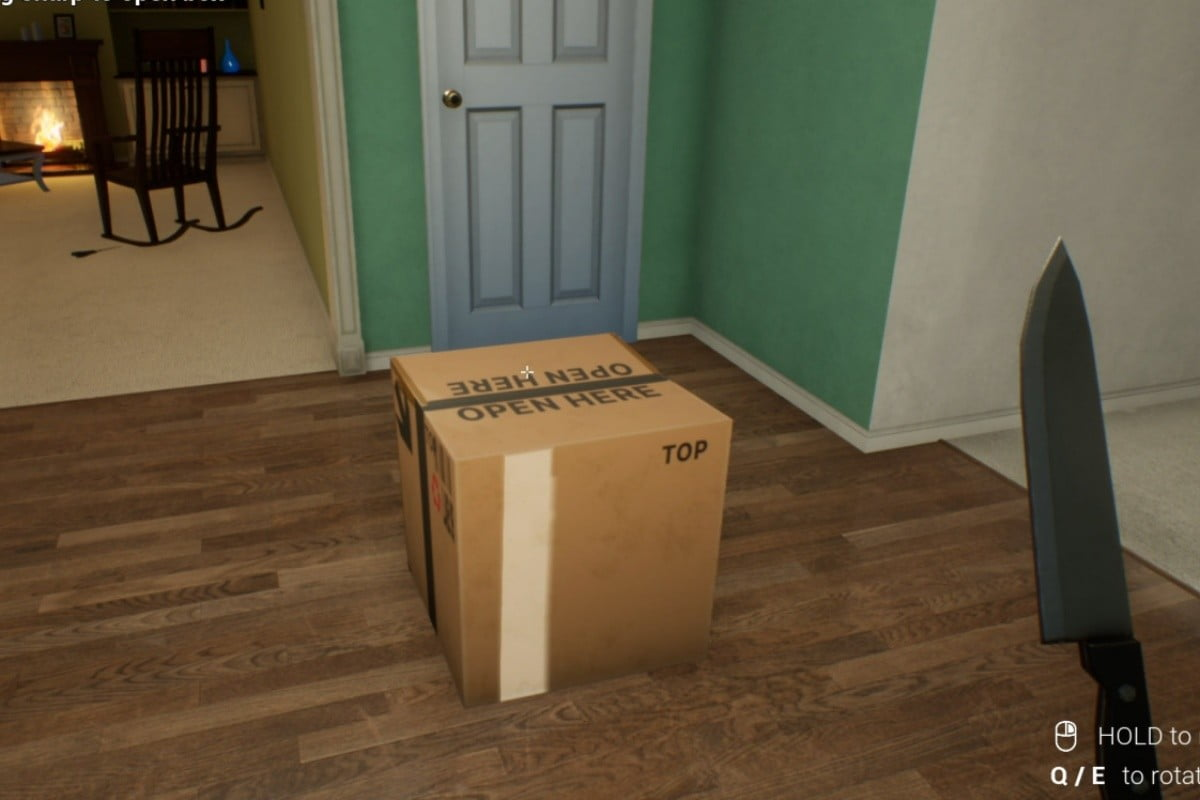 juego desembalar unboxing ps5 tr9tfr