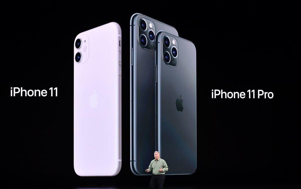iphone 11 pro max gettyimages 1167247925
