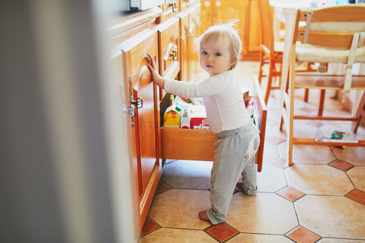 How to babyproof your home in a weekend | NewFolks