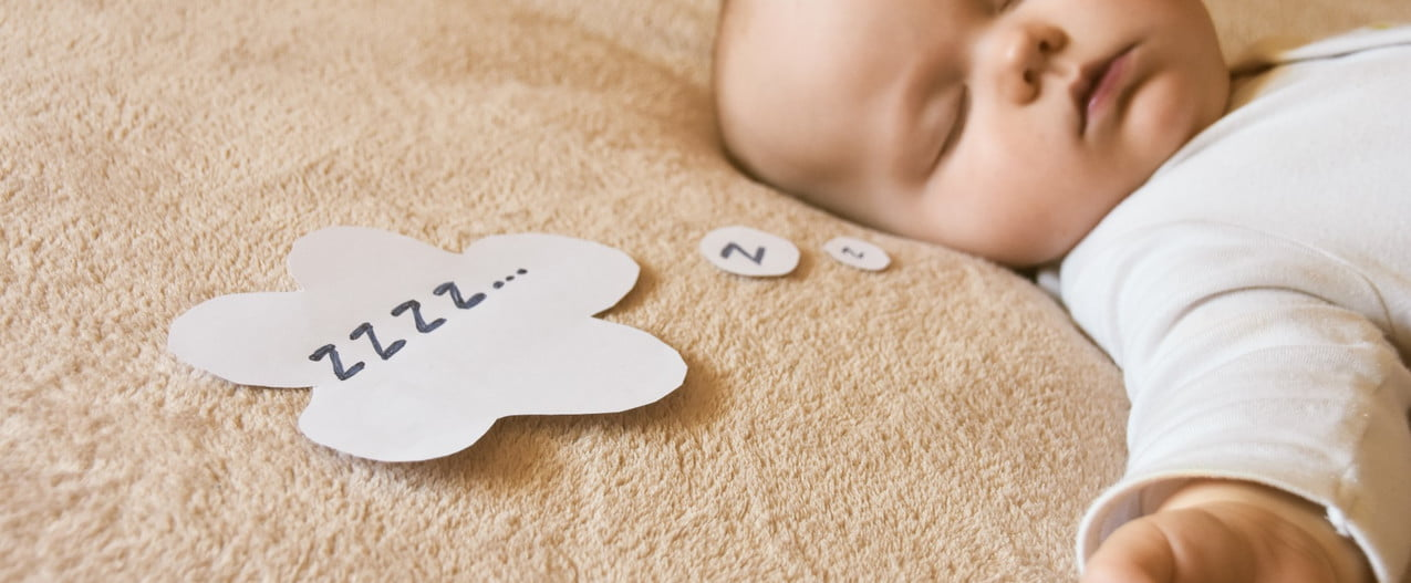 what is sleep regression baby zzz sign