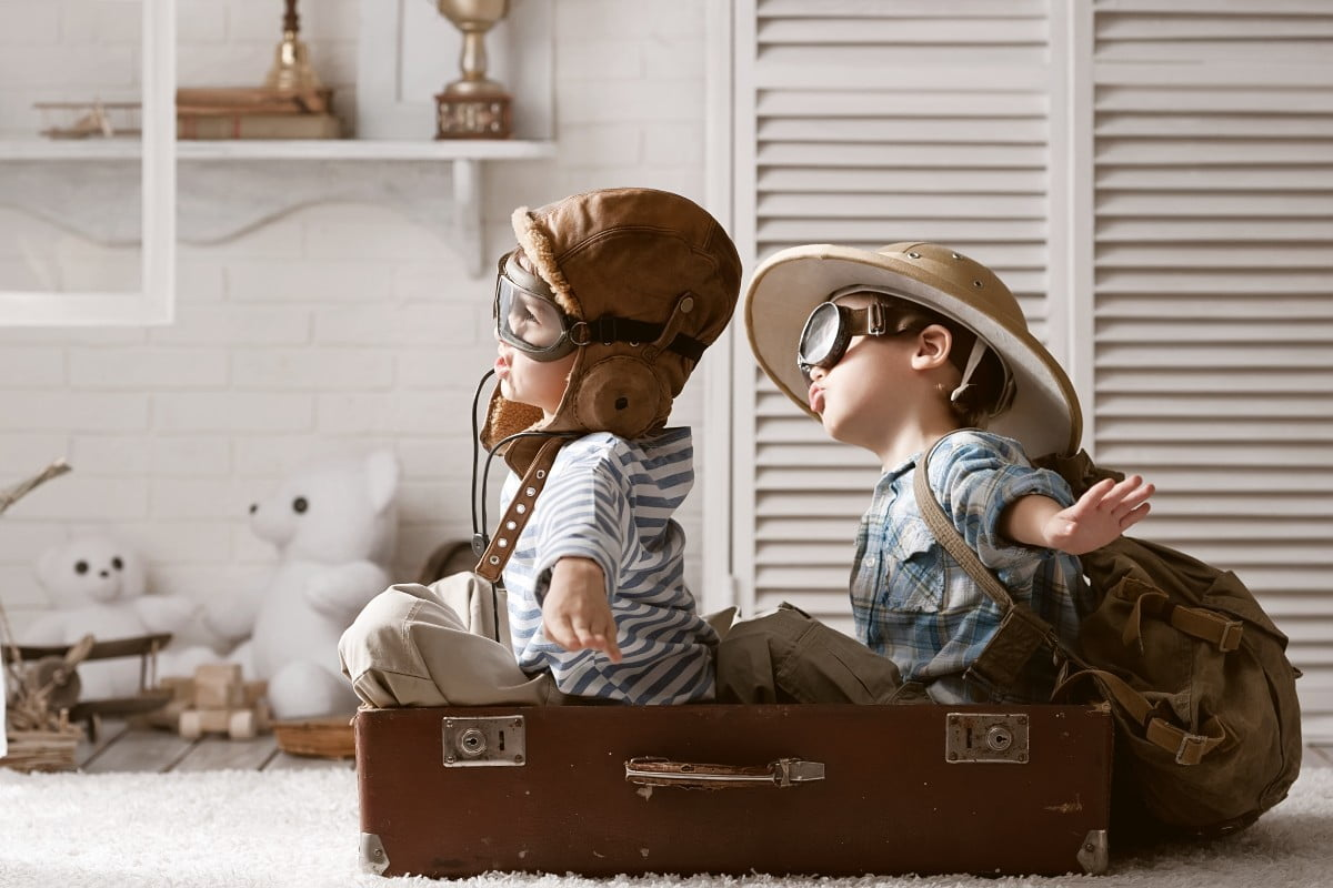 Don't Take Your Kids on an Airplane Without Following These 12 Steps First | NewFolks