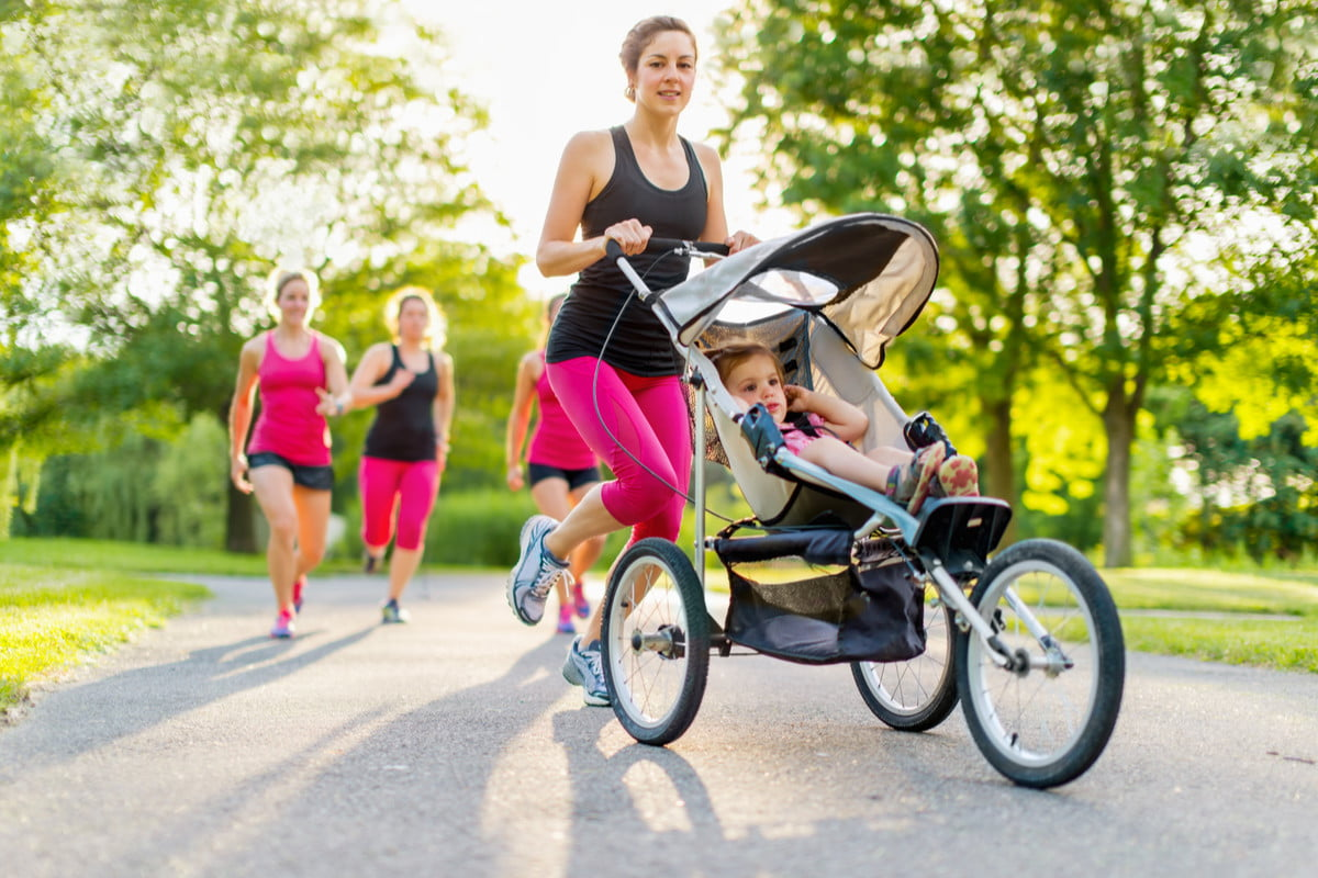 Good, Better, Best: 3 Jogging Strollers Worth Spending Money On | NewFolks