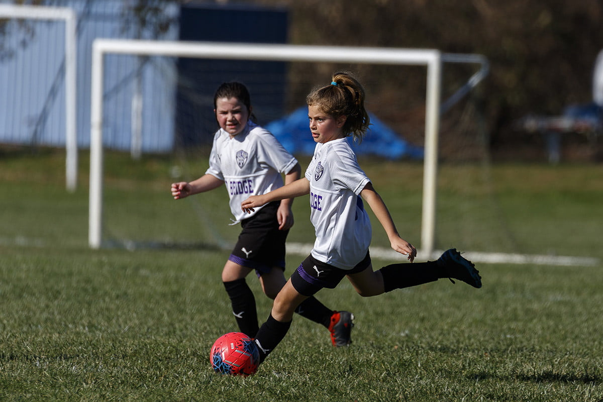 How Youth Soccer Can Help Girls Grow into Mature, Confident Women | NewFolks