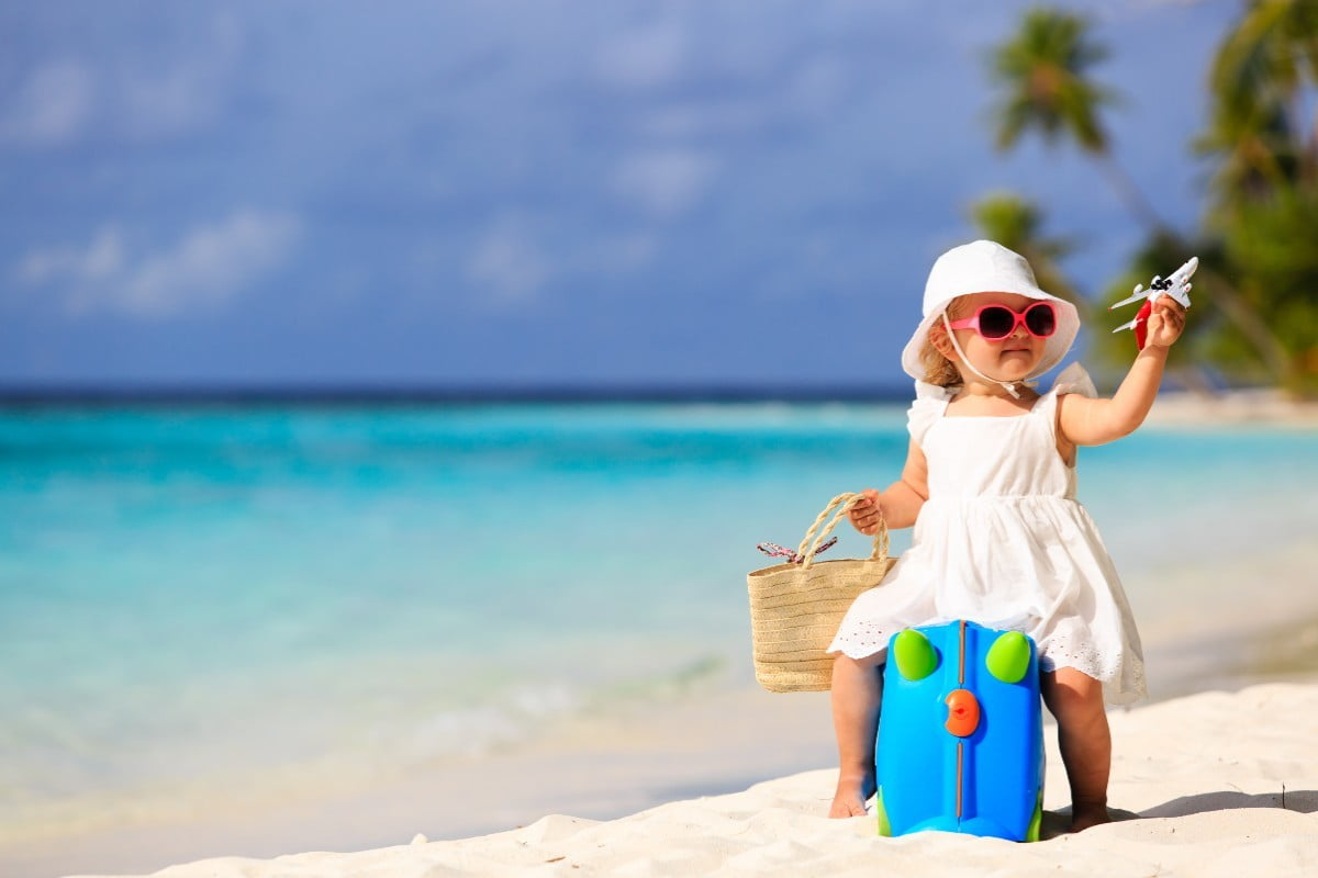 Make Traveling with a Toddler Easy with These 9 Tips | NewFolks