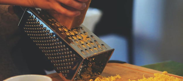 the best cheese graters for your kitchen