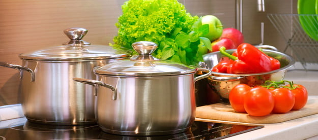 the best stainless steel cookwares for your home cookware