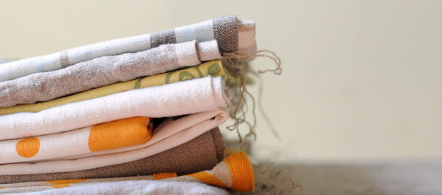 best kitchen towels linen stack of resized
