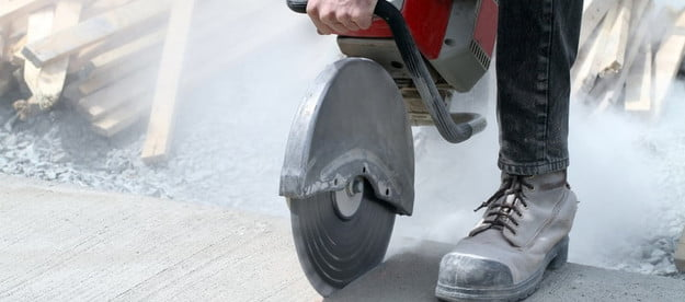 the best concrete saws for cutting saw