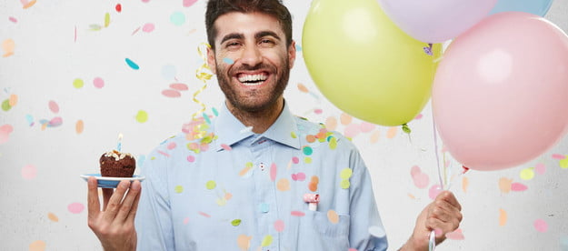the best confetti balloons for birthday parties