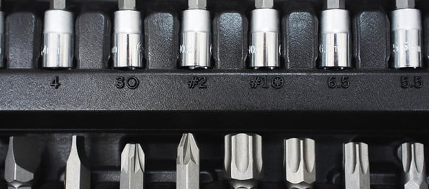 the best drill bit organizers for tools and accessories organizer