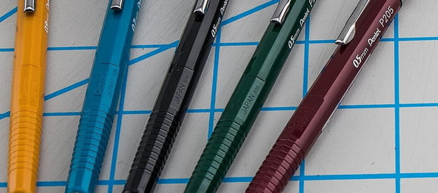 the best 0 5 mm mechanical pencils for precise measuring 05