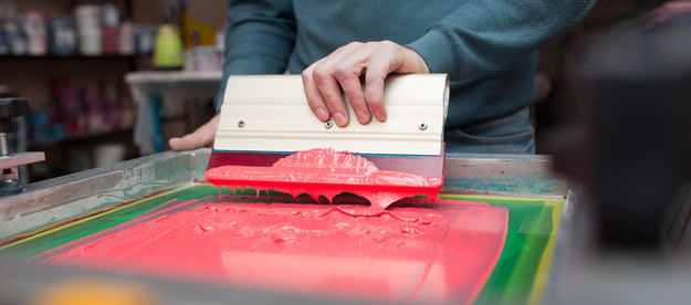 the best screen printing squeegee